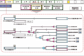 Logic Diagram for Japanese nuclear power plant ERSS.  Click for more details. on this first GDA application.
